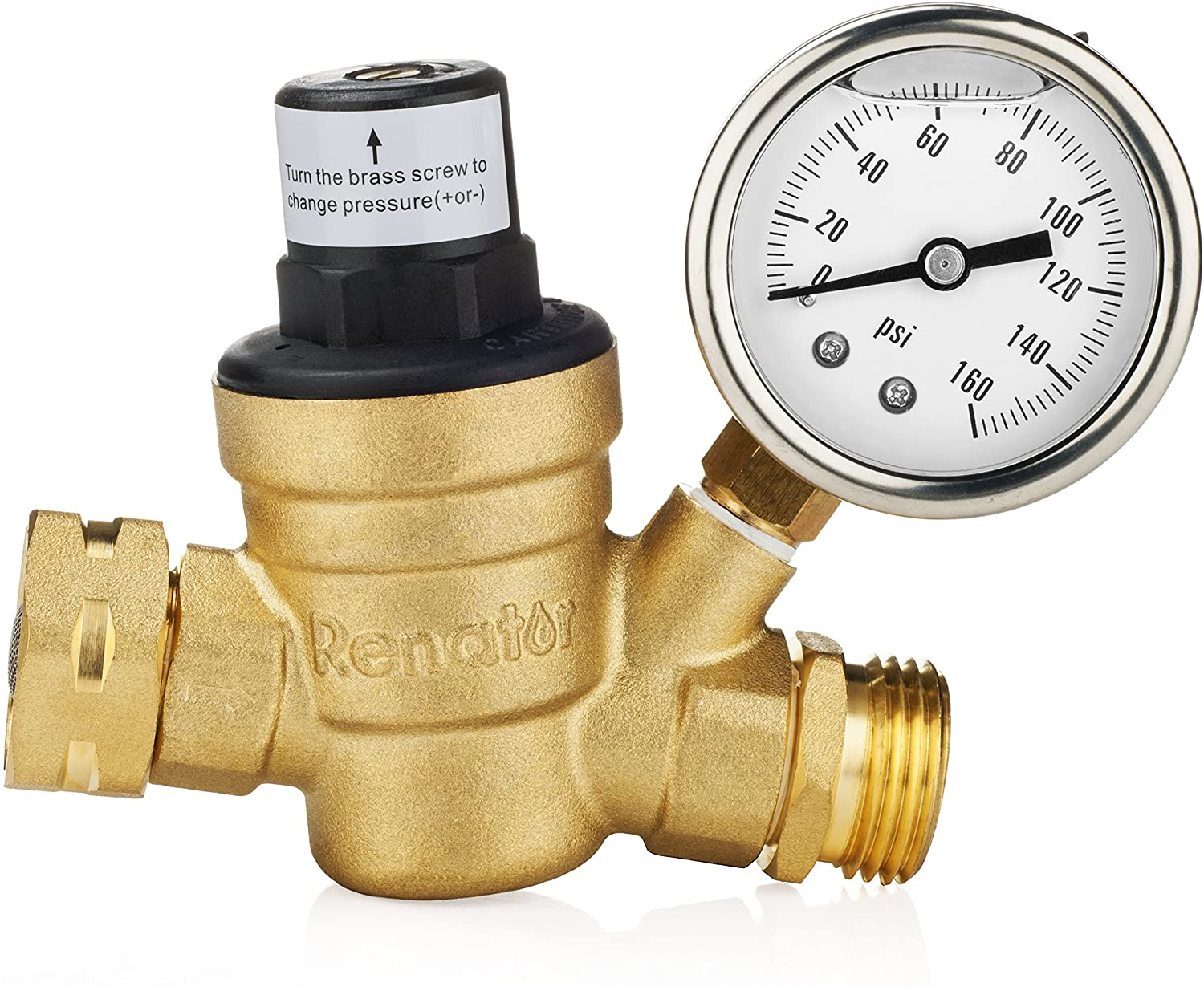 Renator M11-0660r Water Pressure Regulator Valve