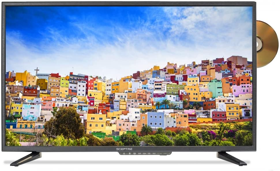 Sceptre E246bd-smqk TV DVD Combination