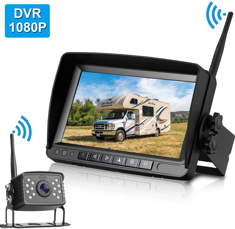 Dohonesbest Rv Digital Wireless Backup Camera