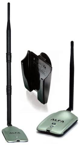 Alfa Wireless Long-Range WiFi Network Adapter