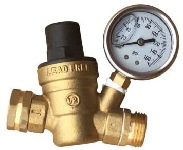 Trumeters Water Pressure Regulator