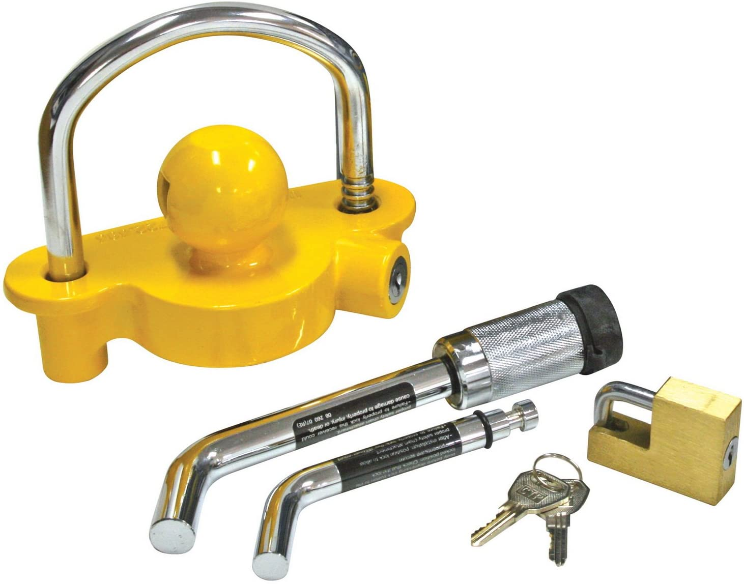 Master Lock Couplers Trailer Lock